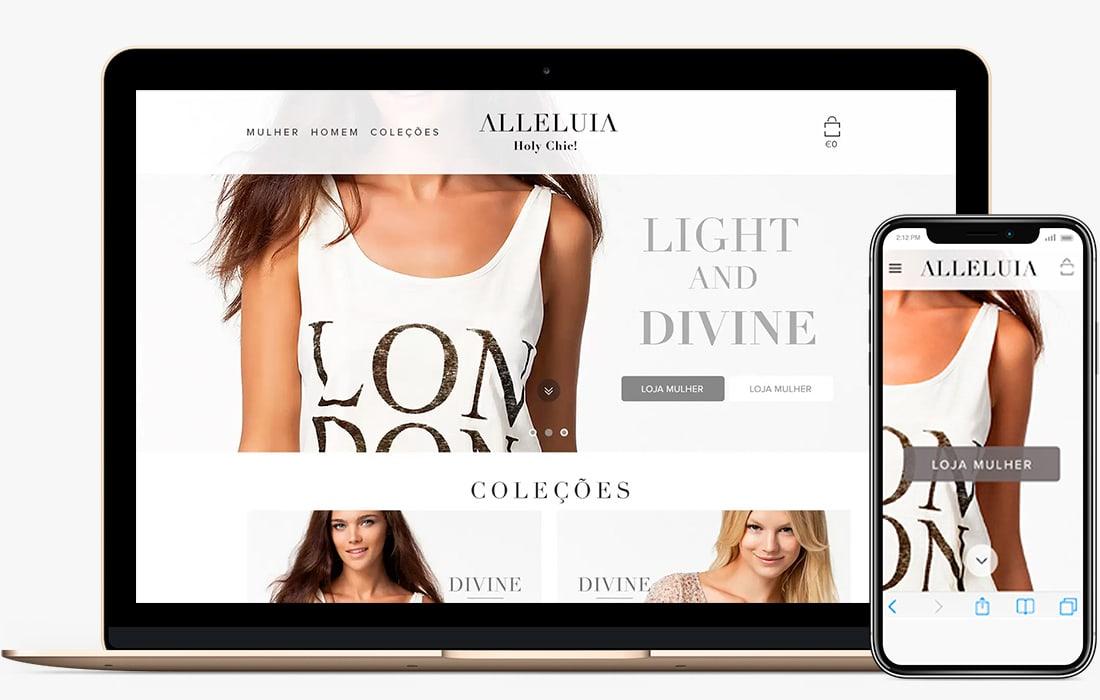 maqueta web design