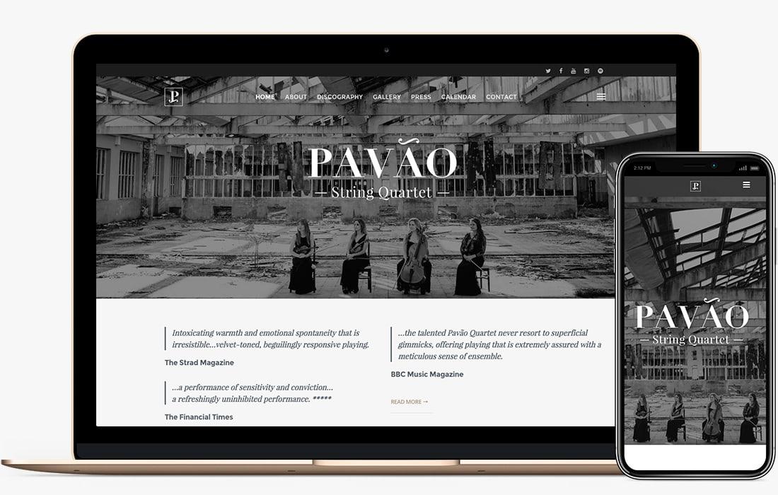 web design Portugal