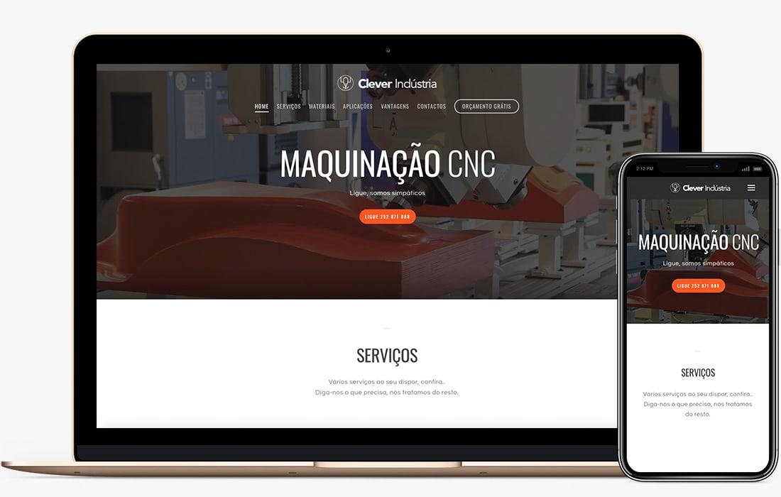 web design Santo Tirso
