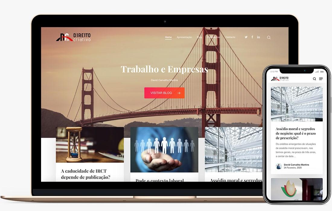 web design Lisboa