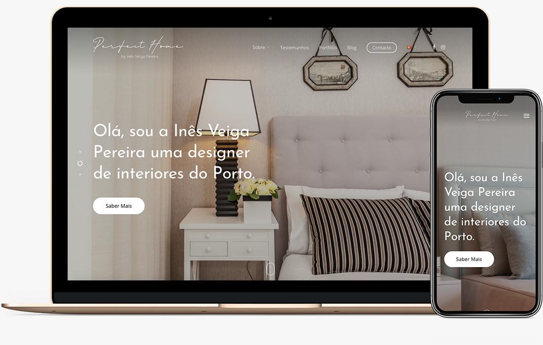 Web Design Porto – Decoração de Interiores<br/></noscript> Perfecthomeinteriors.com